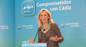 """María del Carmen Pedemonte: """"Andalucía debe ser la puerta industrial de Europa"""""""