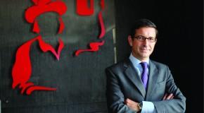 """""""A pesar de haber aumentado en un 30% la producción de nuestra planta de Sevilla, consume un 25% menos de energía"""""""