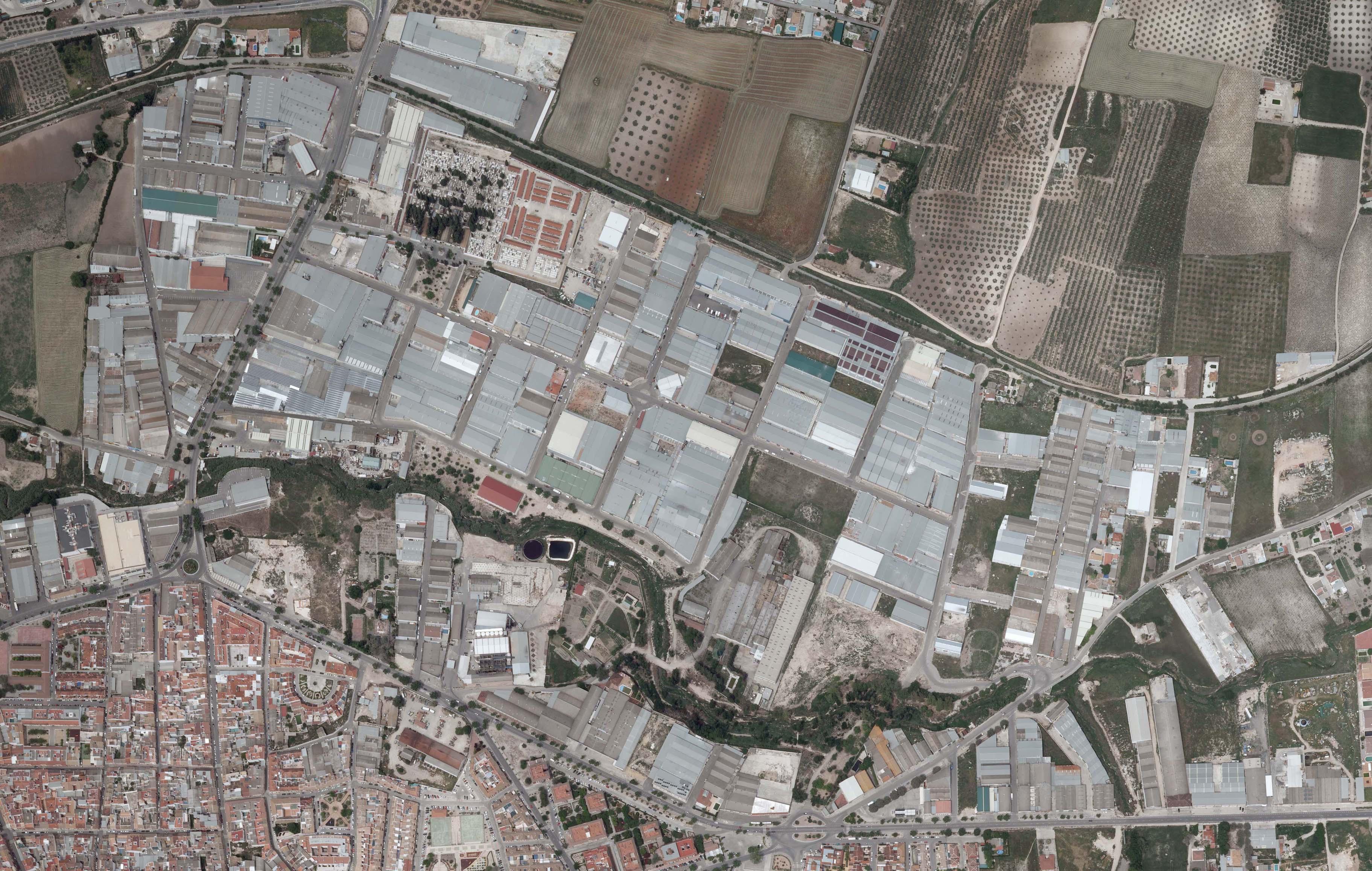 Lucena, ciudad industrial de éxito