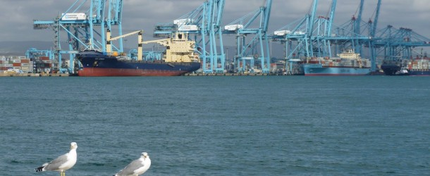 Fomento obvia de nuevo a Algeciras como cabecera del Corredor Mediterráneo