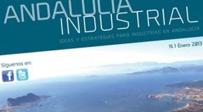 Lanzamos nuestro primer número de la revista Andalucía Industrial