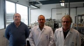 Investigadores de la Universidad de Granada inventan un gel de carbón para no desperdiciar energía
